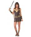 Romeins gladiator kostuum dames