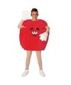 Rood snoep pak voor volwassenen