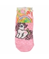 Roze baby sokken my little pony