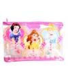 Roze etui princess 25 cm