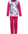 Roze frozen pyjama olaf