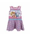 Roze paw patrol jurkje voor kinderen