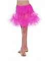 Roze petticoat voor kinderen
