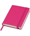 Roze pocket notitie boekje gelinieerd a6 formaat