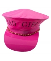 Roze politiepet bad girl