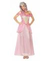 Roze prinsessen kleding