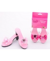 Roze prinsessen schoentjes