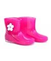 Roze regenlaarsjes voor meiden