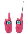 Roze walkie talkie set voor kids