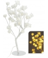 Rozenboom met led licht 45 cm