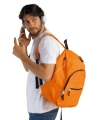 Rugzak express oranje 38 cm