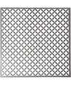 Ruitjes sjabloon voor verfsprays 30 x 30 cm