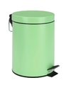 Rvs pedaalemmer groen 5l