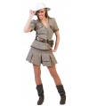 Safari dames outfit