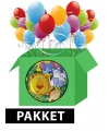 Safari kinderfeest pakket