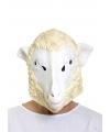 Schapen masker voor volwassenen