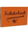 Schetsboek 32 x 24 cm