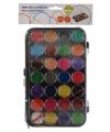 Schilder waterverf set 28 kleuren