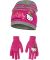 Schoenkadootjes roze hello kitty winterset