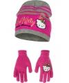 Schoenkadootjes roze hello kitty winterset