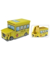 Schoolbus opbergbox 55 cm