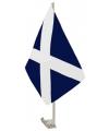 Schotland autoraamvlag 28 x 44 cm