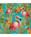 Servetten flamingo s 3 laags 20 stuks
