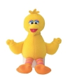 Sesamstraat big bird knuffel 17 cm
