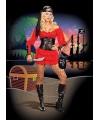 Sexy piraten kostuum