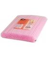 Shake rietjes roze 135 stuks 25cm