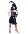 Showgirl outfit voor meisjes