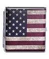 Sigarettendoosje amerikaanse vlag