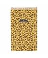 Sigarettenpakje hoesje luipaard print