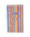 Sigarettenpakje hoesje regenboog kleuren