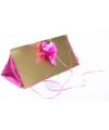 Sinterklaas handtasje surprise maken pakket 48 cm
