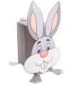 Sinterklaas konijn surprise maken pakket