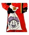 Sinterklaas pieten strooizak katoen