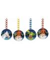 Sinterklaas rotorspiralen 3 stuks