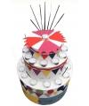 Sinterklaas taart surprise maken pakket