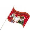 Sinterklaas zwaaivlaggetje 20 x 30 cm