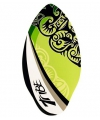 Skimboard tribe groen 100 cm