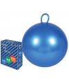 Skippybal blauw 70 cm