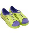 Slazenger waterschoenen voor dames lime paars