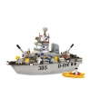 Sluban torpedobootjager 57 x 38 cm
