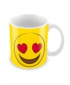 Smiley mok verliefd