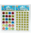 Smiley stickers 24 stuks