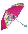 Smurfin paraplu 65 cm