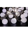 Sneeuwbal verlichting 20 led lampjes