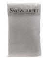 Sneeuwtapijt wit 100 x 80 cm