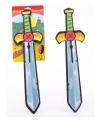 Soft ridder zwaard